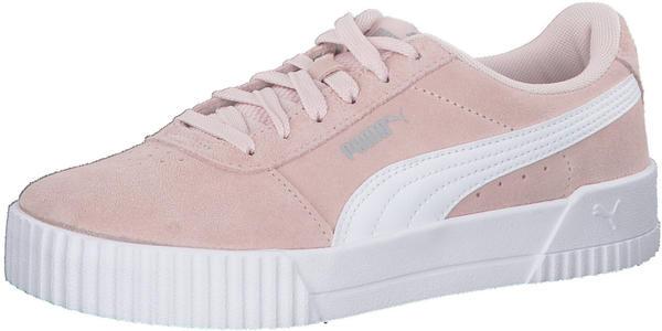 Puma Carina rosewater/white