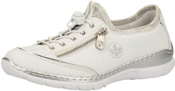 Rieker (L32P2) white/silver