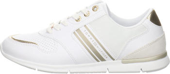 tommy-hilfiger-lightweight-metallic-trainers-fw0fw04701-white-gold