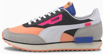 Puma Future Rider Play On puma black/fizzy orange/highrise