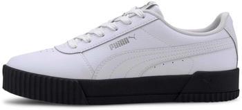 puma-carina-white-black-silver
