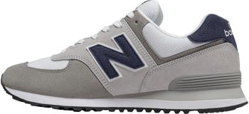 New Balance 574 rain cloud with white