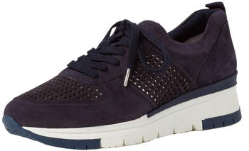Tamaris Trainers (1-1-23745-24-885) navy pea/punch