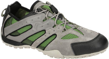 Geox U Snake J (U4207J) grey/dark green