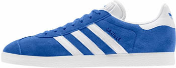 Adidas Gazelle blue/cloud white/gold metallic