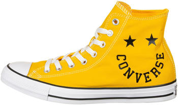 Converse Cheerful Chuck Taylor All Star High Top amarillo/black/white