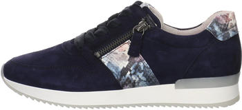 Gabor Low-Top-Sneaker Damen blau (43-420-16)