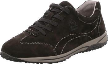 Gabor Low-Top-Sneaker schwarz/grau (06385-47)