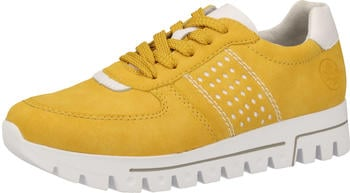 Rieker Trainers (L2820) yellow