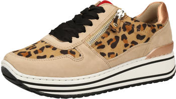 Ara Sapporo Trainers brown/white