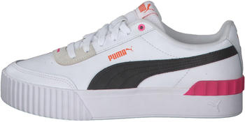Puma Carina Lift black/white/glowing pink