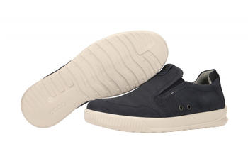 Ecco Winter-Sneaker Slip On blau (50155402058)