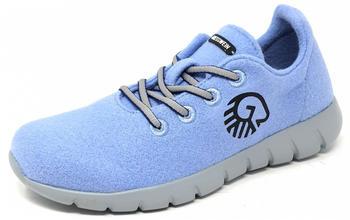 Giesswein Low-Top-Sneaker Merino Wool Runners blau (49300-519)