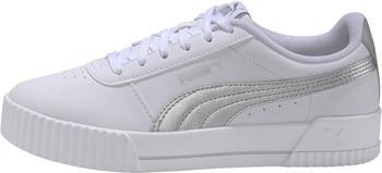 Puma Carina Meta20 white/silver