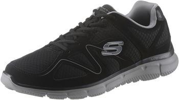 Skechers Satisfaction - Flash Point black/gray