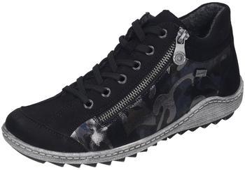 Remonte Dorndorf Lady Boots (R1483) black camouflage