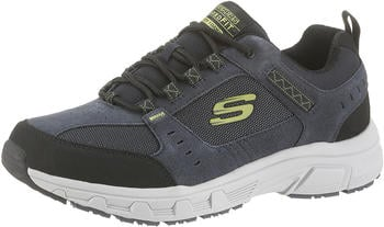 Skechers Relaxed Fit - Oak Canyon navy lime