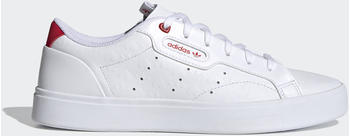 Adidas Sleek Cloud White/Scarlet/Core Black