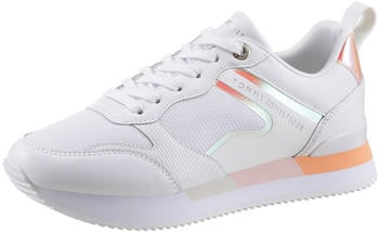 Tommy Hilfiger OrthoLite Leather Trainers (FW0FW05556) light pink