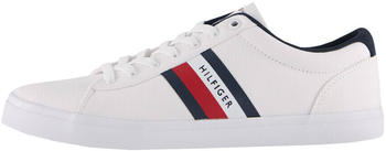 Tommy Hilfiger Essential Pure Cotton Trainers white