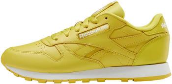 Reebok Classic Leather Women utility yellow/white/white
