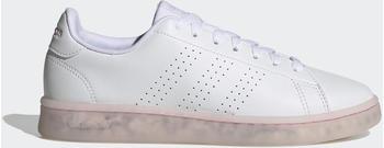 Adidas Advantage Eco Cloud White/Cloud White/Clear Pink