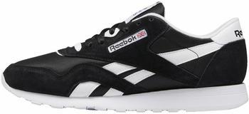 Reebok Classic Nylon Shoes schwarz/weiß (FV1592)