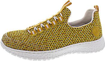 Rieker Low-Top-Sneaker gelb (N4174-68)