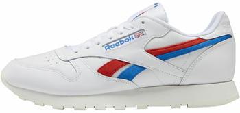 Reebok Classic Leather white/instinct red/dynamic blue