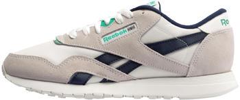 Reebok Classic Nylon Women white/vector navy/court green