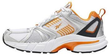 Reebok Premier white/matte silver/high vis orange