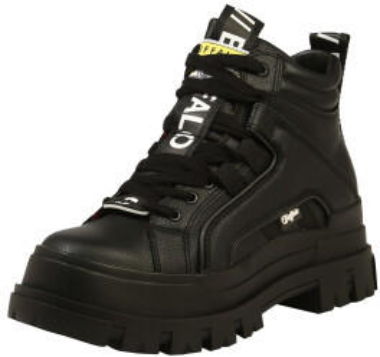 Buffalo Boots Buffalo Aspha NC Mid Bootie Flat Women black