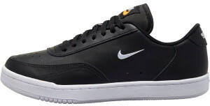 Nike Court Vintage Women black/white/total orange