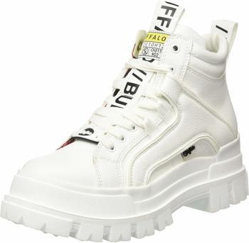 Buffalo Boots Buffalo Aspha NC Mid Bootie Flat Women white