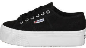Superga 2790 COTW Linea Up and Down white/black