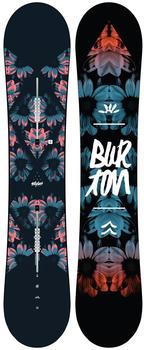 Burton Women's Stylus Flat Top (2020)