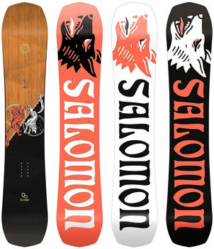 Salomon Assassin Snowboard (2021)