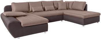 sit&more Bandos XL 334cm braun/beige (86500630)