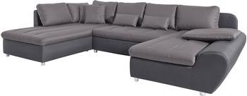 sit&more Bandos XL 334cm anthrazit/hell grau (88480263)