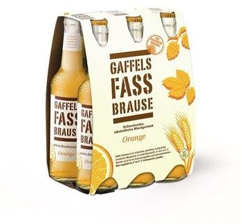 Gaffels Fassbrause Orange