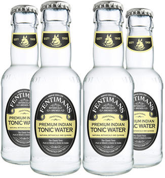 Fentimans Tonic Water 4x0,2l