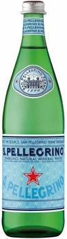San Pellegrino Mineralwasser prickelnd 0,75l