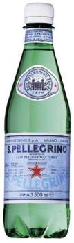 San Pellegrino Mineralwasser prickelnd 0,5l PET