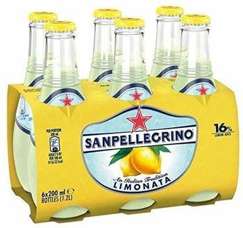 San Pellegrino Limonata 6x0,2l