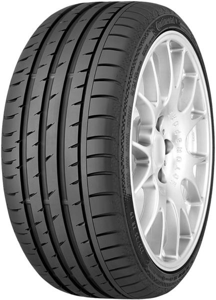 Continental ContiSportContact 3 235/45 R17 97W FR