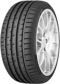 Continental ContiSportContact 3 235/40 R19 96W FR
