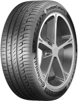 Continental PremiumContact 6 ( 245/45 R18 100Y XL MO, mit Felgenrippe )