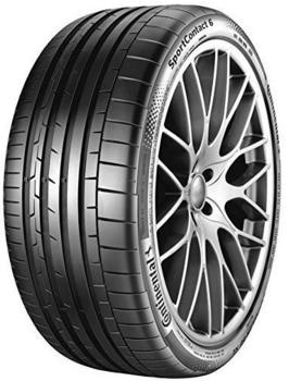 Continental SportContact 6 245/35 R19 93Y AO