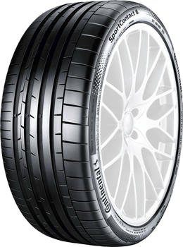 Continental SportContact 6 225/35 ZR19 88Y SSR