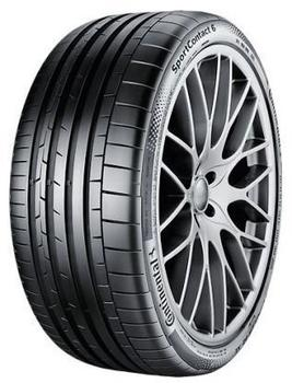 Continental SportContact 6 245/30 R21 91Y